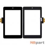 Тачскрин для ASUS Google Nexus 7 (ME370TG) 5185L FPC-1 REV:3 черный