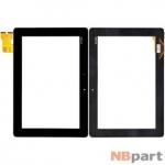 Тачскрин для ASUS MeMO Pad Smart 10 (ME301) K001 5280N FPC-1 черный