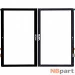 Тачскрин для ASUS VivoBook S500CA 5420S FPC-1 черный
