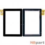 Тачскрин для ASUS MeMO Pad Smart 10 (ME301) K001 69.10I27.T01 черный