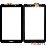 Тачскрин для ASUS Fonepad 7 FE170CG (K012) MCF-070-1477-FPC-V2.0 черный