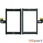 Тачскрин для ASUS Fonepad 7 ME372CL (LTE) K00Y 076C3-0711E черный
