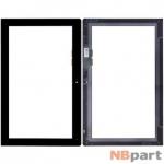 Тачскрин для Lenovo IdeaPad Yoga 11 I116FGT02.0 черный