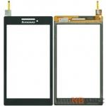 Тачскрин для Lenovo Tab 2 a7-10 131741E1V1.6 черный
