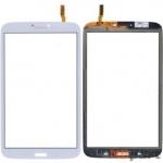 Тачскрин для Samsung Galaxy Tab 3 8.0 SM-T310 (WIFI) белый (Без отверстия под динамик)