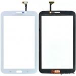 Тачскрин для Samsung Galaxy Tab 3 P3200 (GT-P3200) 3G белый (С отверстием под динамик)