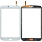 Тачскрин для Samsung Galaxy Tab 3 8.0 SM-T311 (3G, WIFI) белый (С отверстием под динамик)
