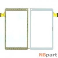 Тачскрин 10.1 50 pin (146x255mm) DH-1027A1-PG-FPC105-V3.0 белый