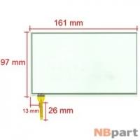 Тачскрин 7.0 4 pin (97x161mm) A2286E-G