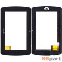 Тачскрин 7.0 40 pin (134x200mm) SG5208A-FPC-V0 черный с рамкой