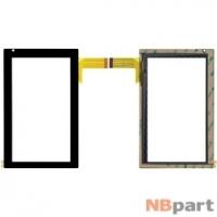 Тачскрин 7.0 30 pin (111,5x178mm) F0140 XDY черный