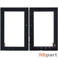 Тачскрин 7.0 50 pin (124x187mm) Prology Evolution Note-700 300-N3690B-A00-V1.0 черный с рамкой