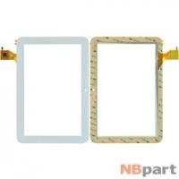 Тачскрин 10.1 6 pin (172x253mm) PB101A8395-R2 белый
