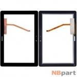 Тачскрин для Huawei MediaPad 10 FHD (S10-101U) Synaptics 940-1619-1R2 TM2263 черный