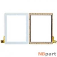 Тачскрин 10.1 6 pin (182x240mm) PB97A8567 белый