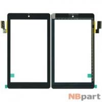 Тачскрин 7.0 36 pin (107x187mm) SG5740A-FPC-V5-1 черный (Без отверстия под динамик)