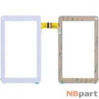 Тачскрин 7.0 30 pin (111x186mm) XRDPG-070-34 белый (Без отверстия под динамик)