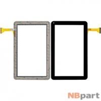 Тачскрин 10.1 50 pin (159x257mm) DH-1007A1-FPC033-V3.0 черный