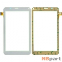 Тачскрин 7.0 39 pin (108x189mm) FPC-TP070341 белый (С отверстием под динамик)