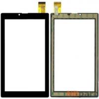 Тачскрин 7.0 30 pin (103x182mm) FPC-DP070002-F4 черный (с прямыми углами)