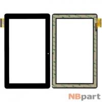 Тачскрин 10.1 60 pin (160x262mm) FPC017H V2.0 черный