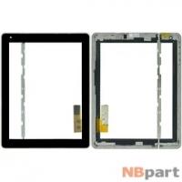 Тачскрин 10.1 6 pin (176x236mm) FPC-CTP-0975-002-1 черный