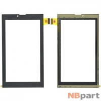 Тачскрин 7.0 30 pin (104x184mm) MTCTP-70560 черный (С отверстием под динамик)