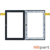 Тачскрин 10.1 61 pin (169x254mm) WJ829-FPC V3.0 черный