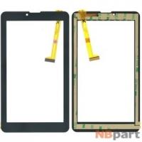 Тачскрин 7.0 30 pin (104x185mm) HSCTP-833-7-V1 черный