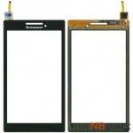 Тачскрин для Lenovo TAB 2 A7-20F 131741E1V1. 6 черный