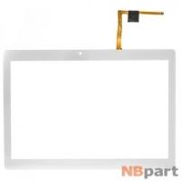 Тачскрин 10.1 6 pin (167x238mm) HSCTP-825-10.1-V1 белый