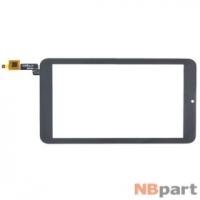 Тачскрин 7.0 8 pin (102x186mm) LCGB0701064 FPC-A1 черный