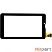 Тачскрин 7.0 30 pin (115x184mm) XHSNM0702306B черный