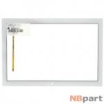 Тачскрин для Lenovo Tab 4 TB-X304L белый 6 pin