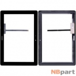 Тачскрин для Huawei MediaPad 10 FHD (S10-101U) черный