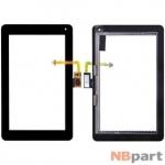 Тачскрин для Huawei MediaPad 7 Lite (S7-931U) MCF-070-0520-V5.0 черный