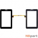 Тачскрин для Huawei MediaPad 7 Vogue Lite 2 (S7-601U) MCF-070-0880-V3.0 черный (С отверстием под динамик)