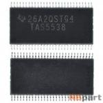 TAS5538 - Texas Instruments
