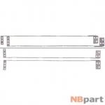 Брекеты, крепления матрицы ноутбука Asus F80 / 13GNM810M080-1