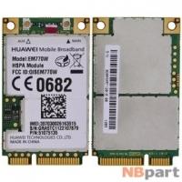 Модуль Mini PCI-E - FCC ID: QISEM770W