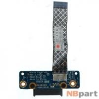 Шлейф / плата HP Pavilion m6-1000 / QCL50 LS-8711P REV:1.0 на разъем ODD