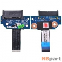 Шлейф / плата Lenovo G570 / PIWG2 LS-6755P REV:1.0 на разъем ODD