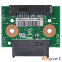 Шлейф / плата Sony VAIO VGN-CR / A17 ODD BOARD REV:2.0 на разъем ODD