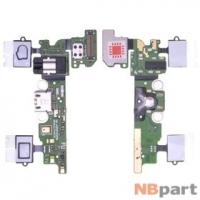 Шлейф / плата Samsung Galaxy A3 SM-A300F/DS на системный разъем