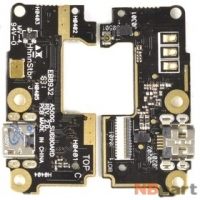 Шлейф / плата ASUS ZenFone 5 (A501CG) LTE T00J на системный разъем