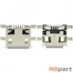 Разъем системный Micro USB - MC-008