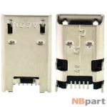 Разъем системный Micro USB - ASUS MeMO Pad Smart 10 (ME301) K001 (оригинал) / MC-280