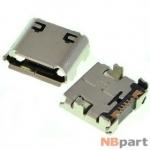 Разъем системный Micro USB - Samsung Star II DUOS GT-C6712 (оригинал) / MC-065