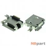 Разъем системный Micro USB - U041