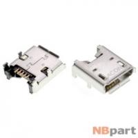 Разъем системный Micro USB - ASUS Fonepad ME371MG (K004) (оригинал) / MC-028